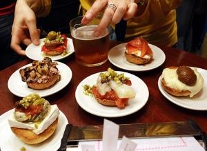 barcelona-tapas-en-Bar-El-Xampanyet